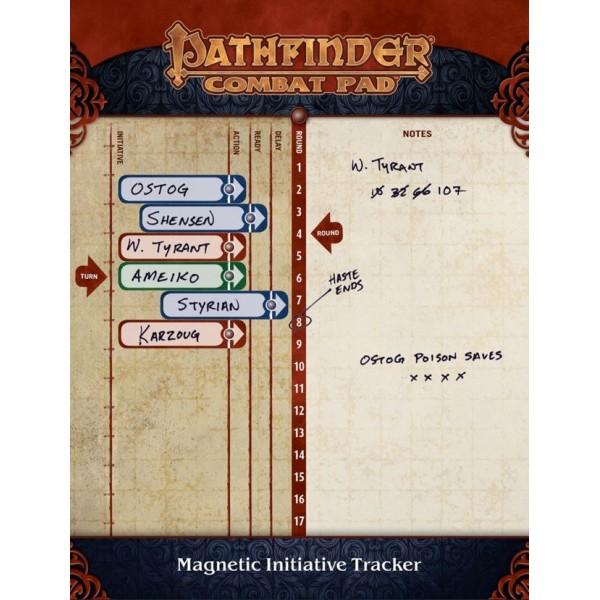 Pathfinder RPG - Combat Pad