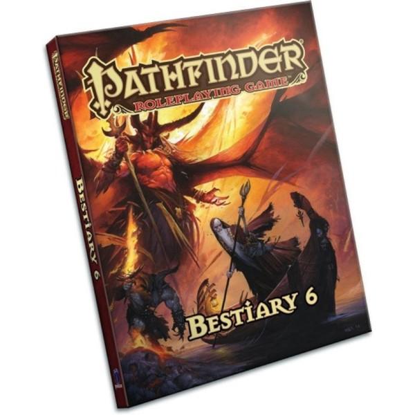 Pathfinder RPG - Bestiary 6