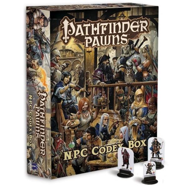 Pathfinder Pawns - NPC Codex Box