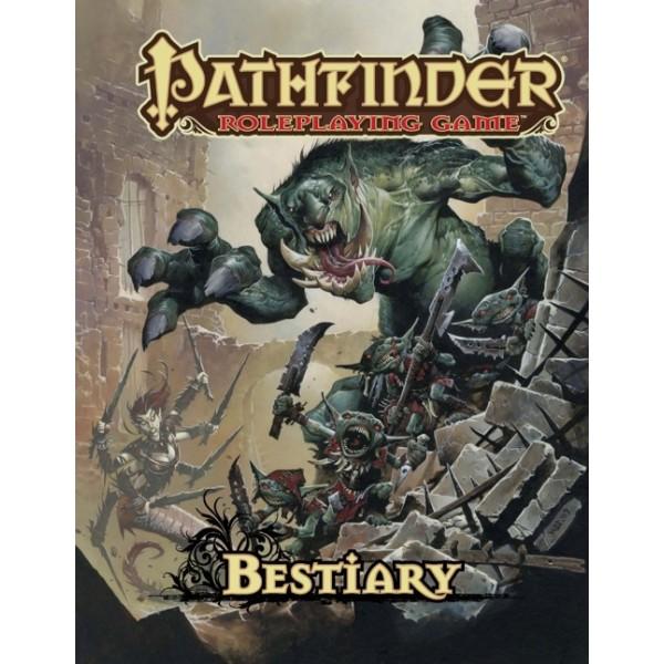 Pathfinder RPG - Bestiary