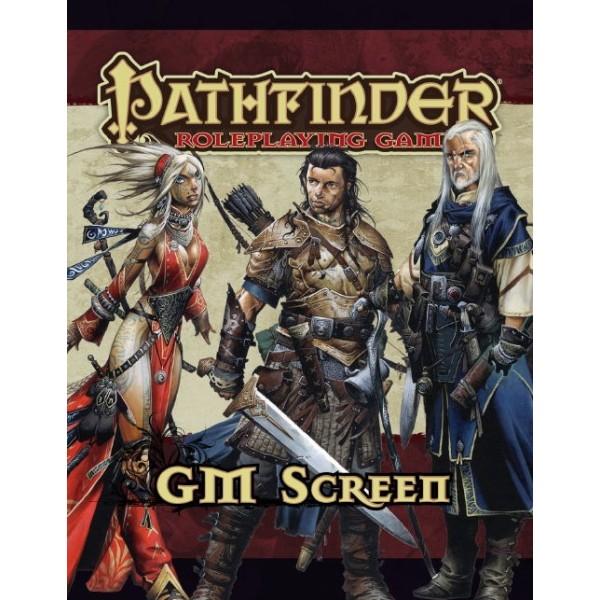 Pathfinder RPG - GM Screen