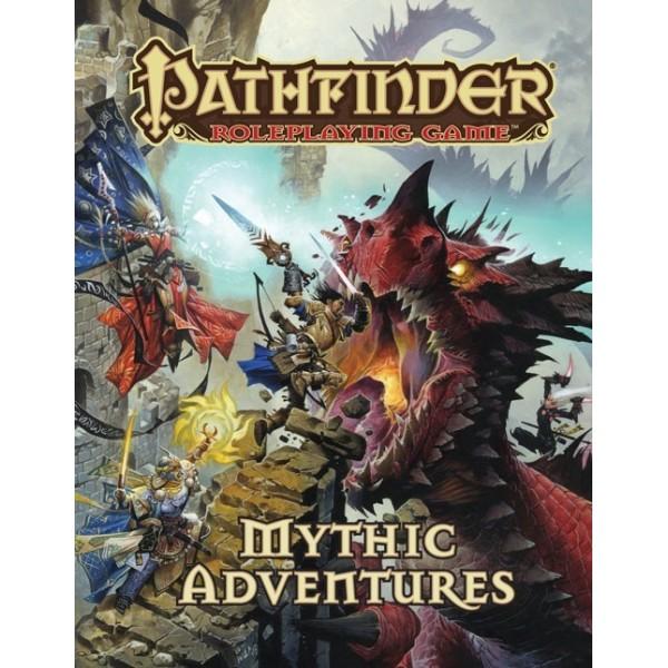 Pathfinder RPG - Mythic Adventures
