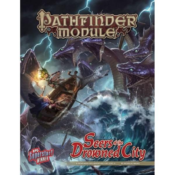 Pathfinder RPG - Module: Seers of the Drowned City