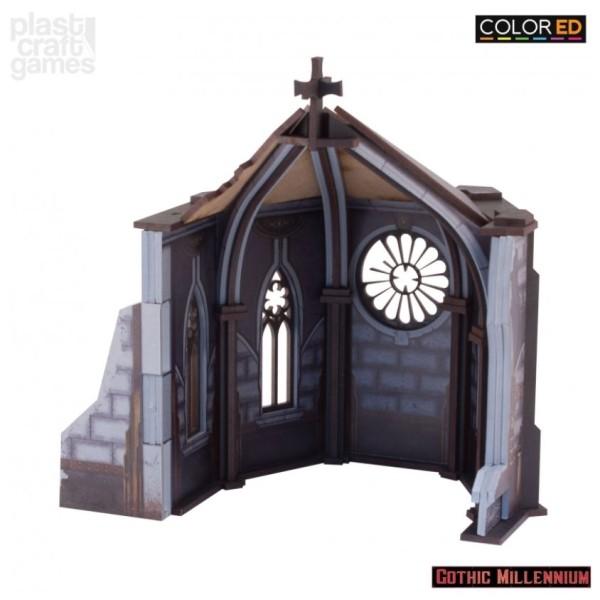 Plast Craft - Gothic Millenium - Apse of Glory