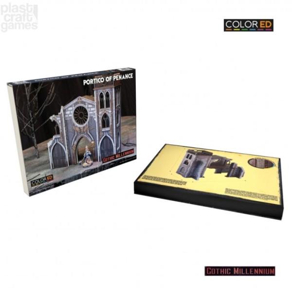 Plast Craft - Gothic Millenium - Portico of Penance
