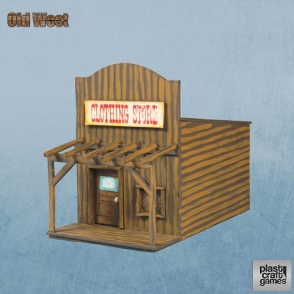 Plast Craft Games - Old West Building 02