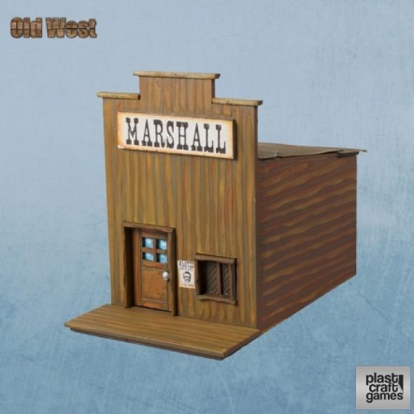 Plast Craft Games - Old West Building 03