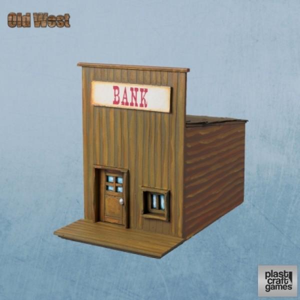 Plast Craft Games - Old West Building 05