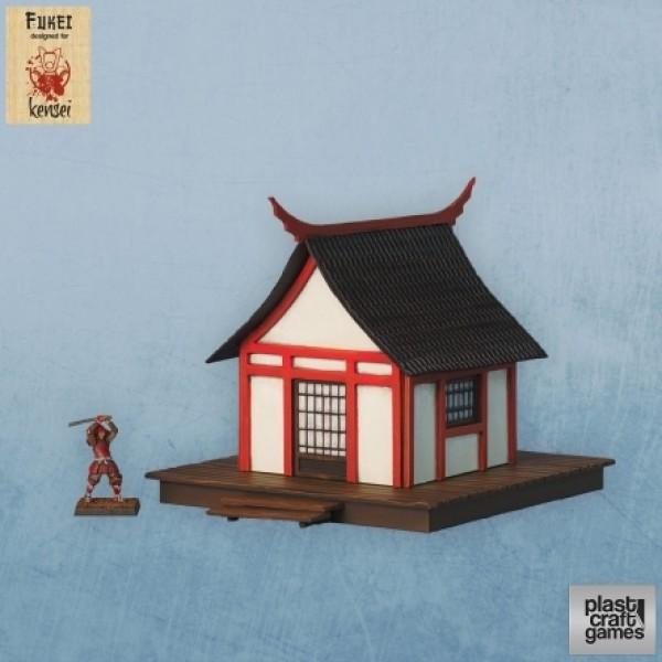 Plast Craft Games - Fukei - Building 1
