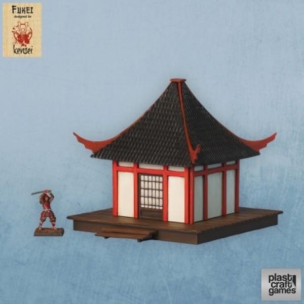 Plast Craft Games - Fukei - Building 2