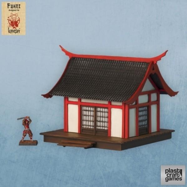 Plast Craft Games - Fukei - Building 3