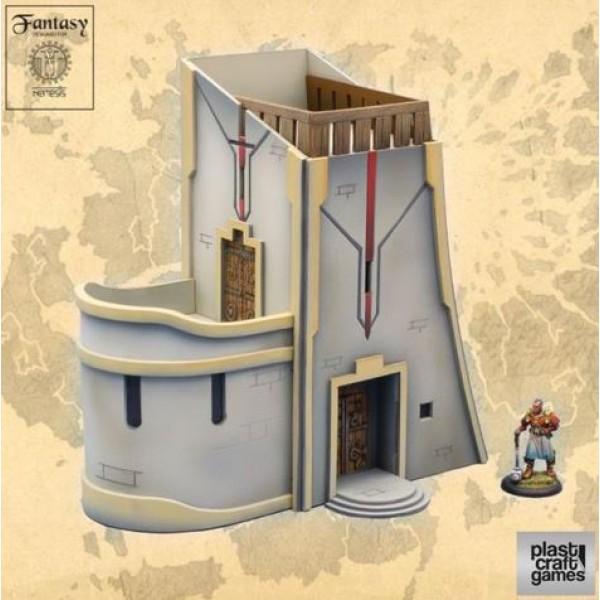 Plast Craft Games - Fantasy - Small Palace