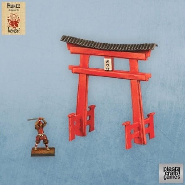 Plast Craft Games - Fukei - Torri