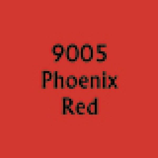09005 - Reaper Master series - Phoenix Red