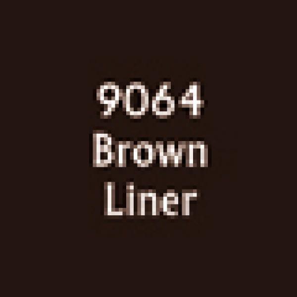 09064 - Reaper Master series - Brown Liner