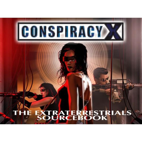 Conspiracy X - 2.0 - Extraterrestrial Sourcebook