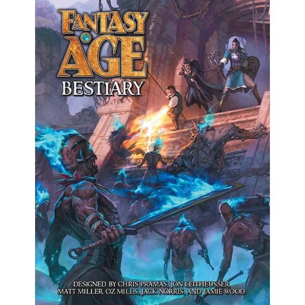 Fantasy Age RPG - Bestiary
