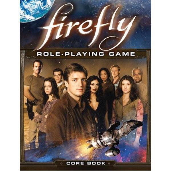 Firefly RPG - Core Rulebook