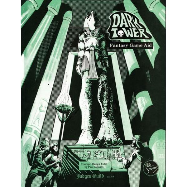 Goodman Games - Judges Guild Classic Reprint: Dark Tower (1E Adventure)
