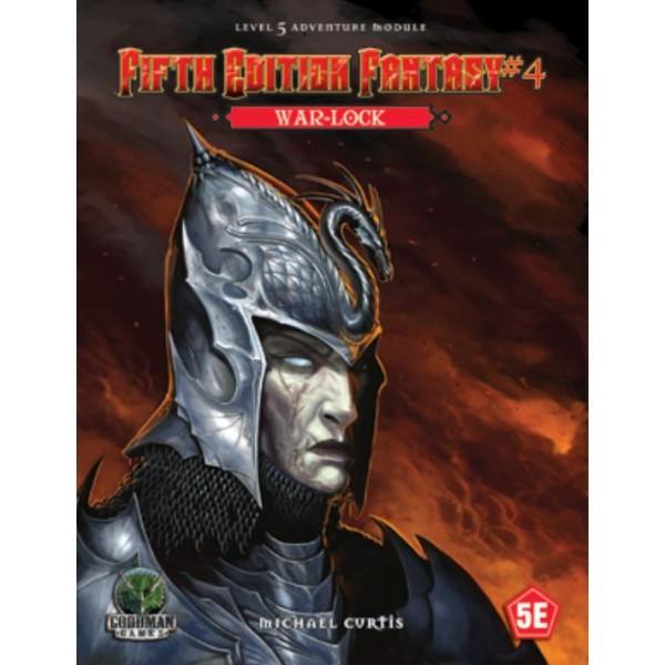 Goodman Games - Fifth Edition Fantasy #4 - War-Lock