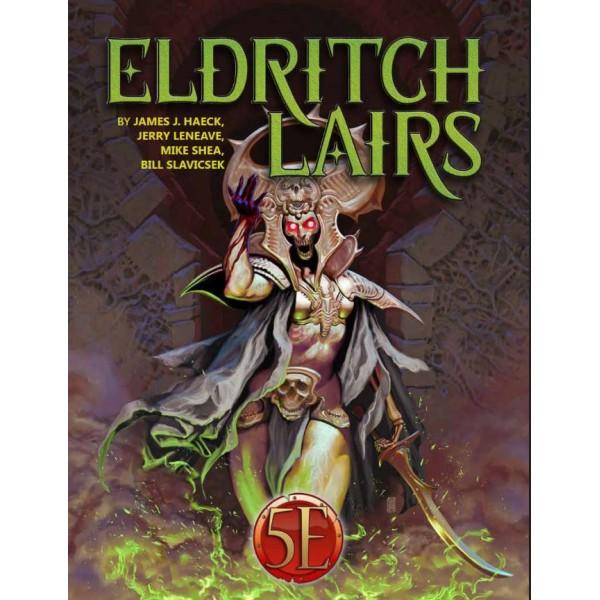 Kobold Press - 5th Edition - Eldritch Lairs