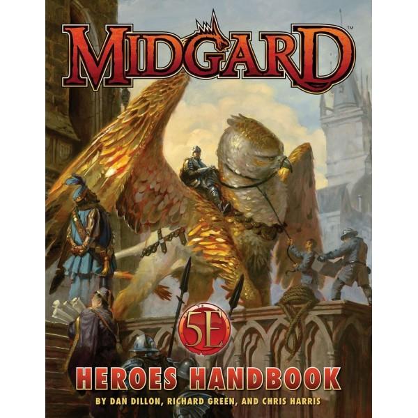 Kobold Press - Midgard - 5th Edition - Heroes Handbook
