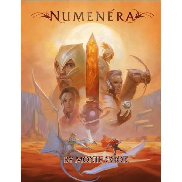 Numenera - Core Rules