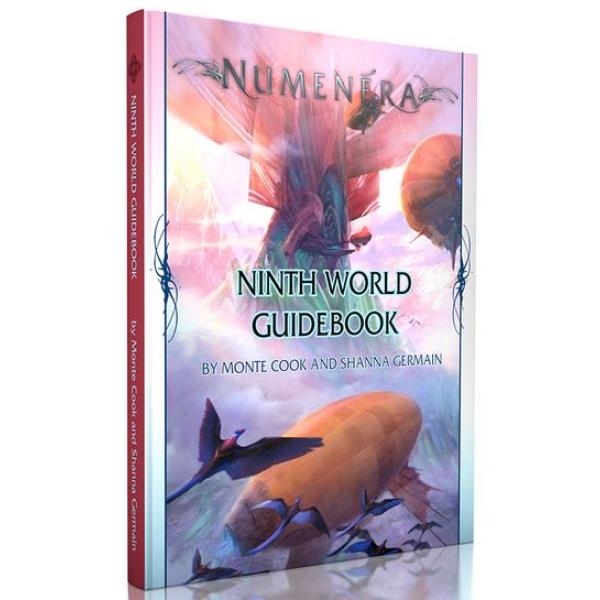 Numenera - Ninth World Guidebook