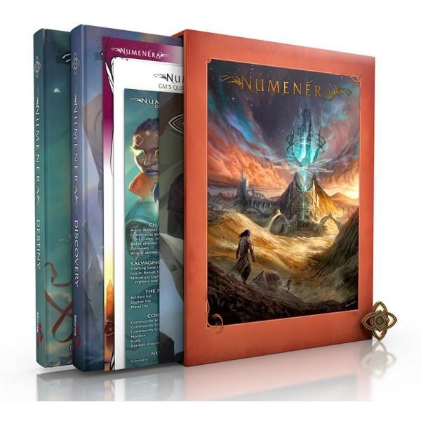 Numenera RPG - Discovery Destiny (Slipcase Edition)
