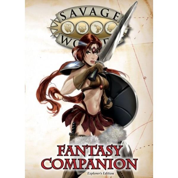 Savage Worlds - Fantasy Companion