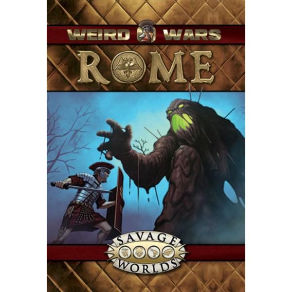 Savage Worlds - Weird Wars Rome