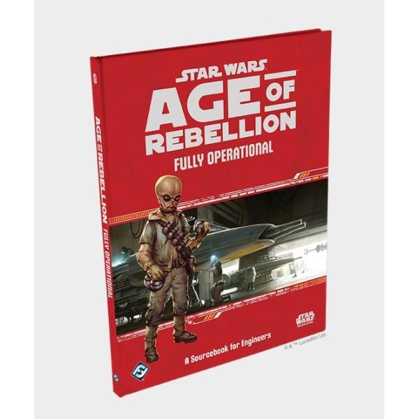 Star Wars - Age of Rebellion - Fully Operational - Engineers Sourcebook