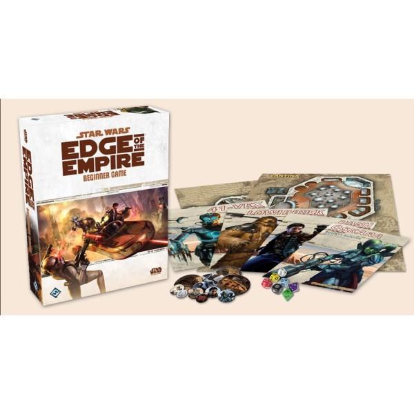 Star Wars - Edge of the Empire RPG: Beginner game