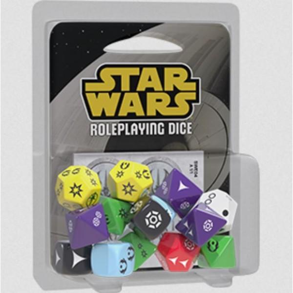 Star Wars - RPG Dice