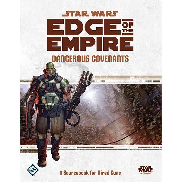 Star Wars - Edge of the Empire RPG - Dangerous Covenants