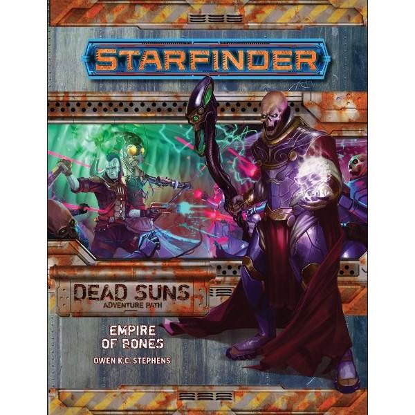 Starfinder RPG - Adventure Path: Dead Suns 6 - Empire of Bones