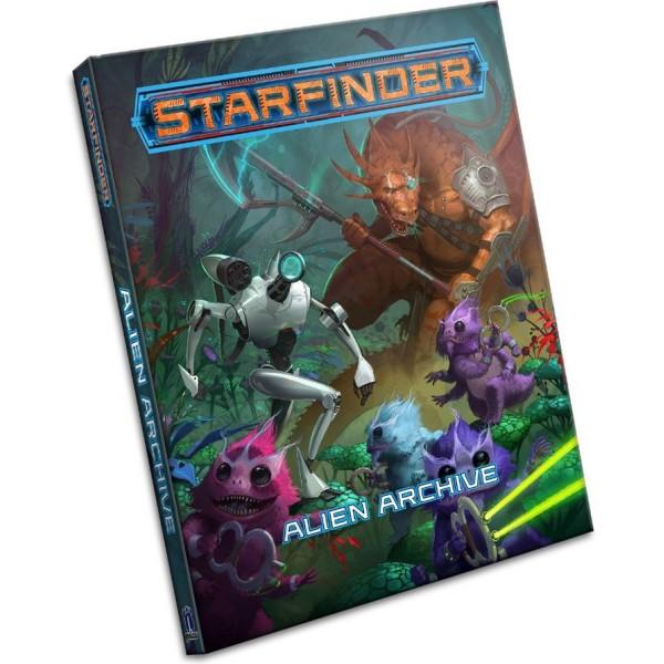 Starfinder RPG - Alien Archive
