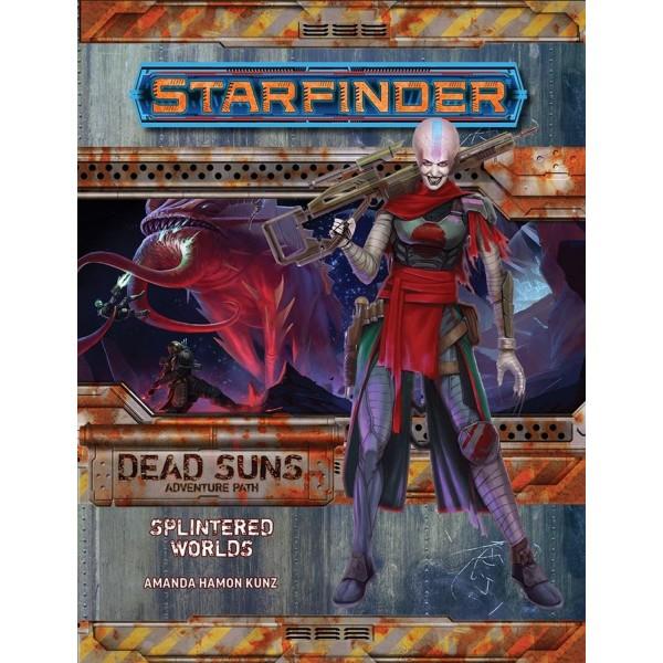 Starfinder RPG - Adventure Path: Dead Suns 3 - Splintered Worlds