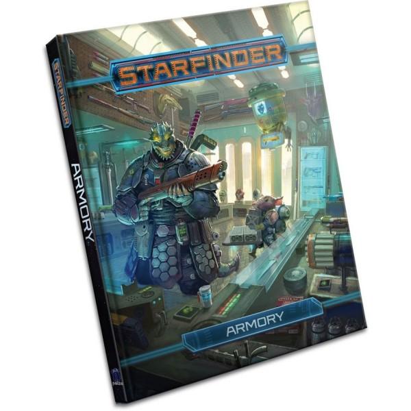 Starfinder RPG - Armory