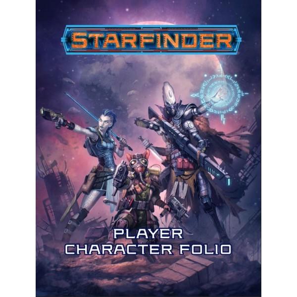 Starfinder RPG - Character Folio