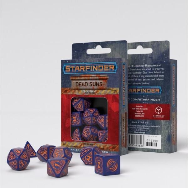 Starfinder RPG - Dead Suns Dice Set