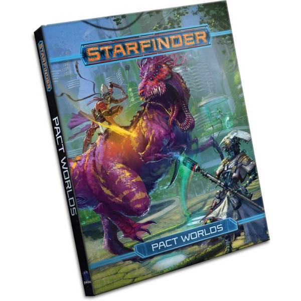 Starfinder RPG - Pact Worlds