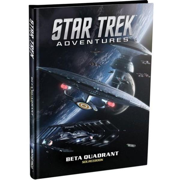 Star Trek Adventures - RPG - Beta Quadrant Sourcebook