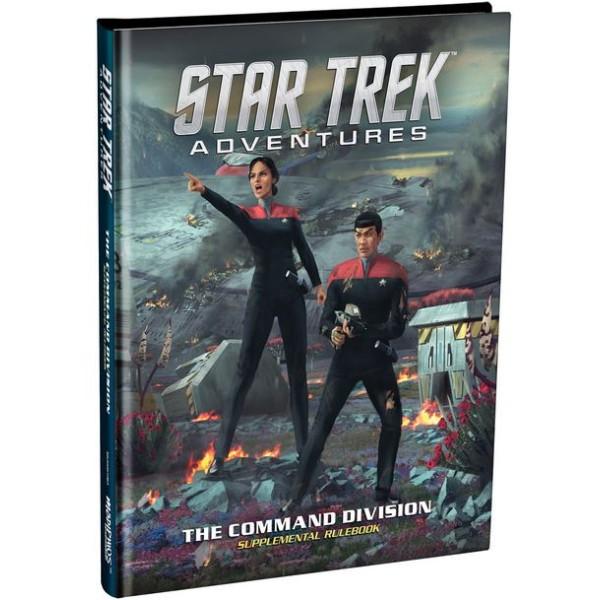 Star Trek Adventures - RPG - Command Division Supplement