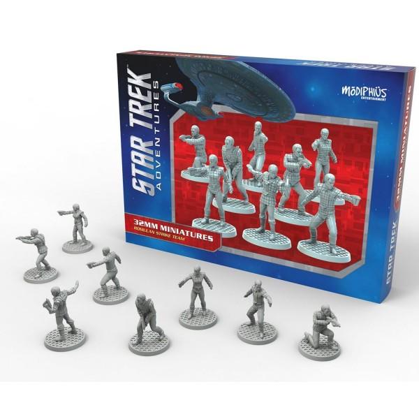 Star Trek Adventures - RPG 32mm Miniatures - Romulan Strike Team Boxed Set