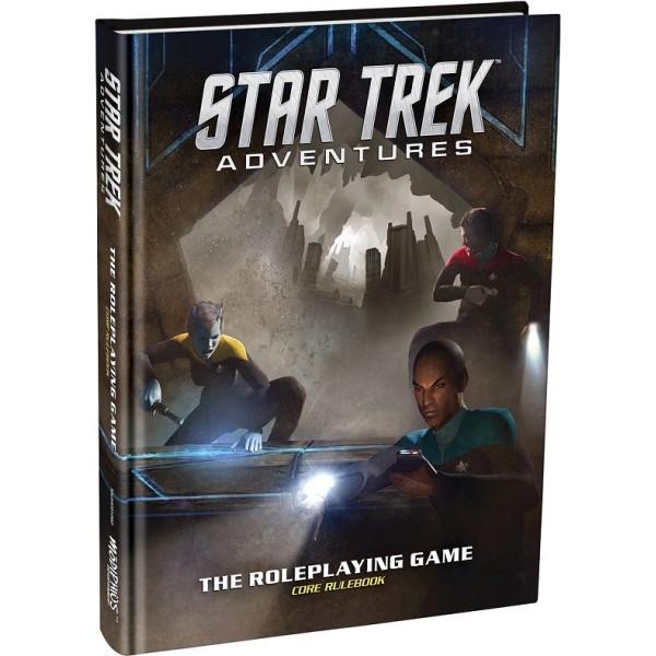 Star Trek Adventures - RPG - Core Rulebook