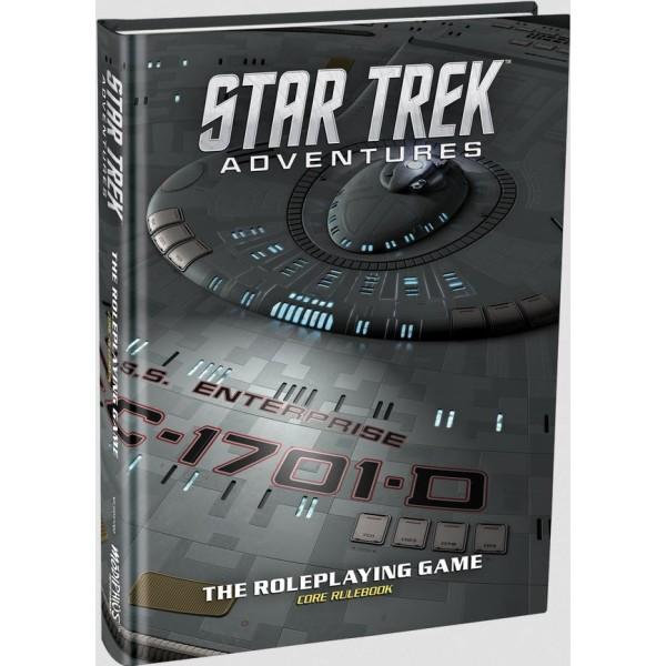 Star Trek Adventures - RPG - Core Rulebook - Collectors Edition