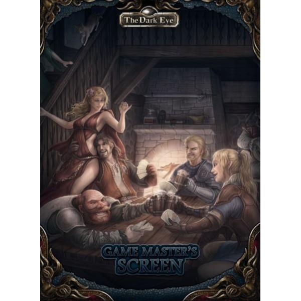 The Dark Eye - Fantasy RPG - Game Masters Screen & Tavern Guide