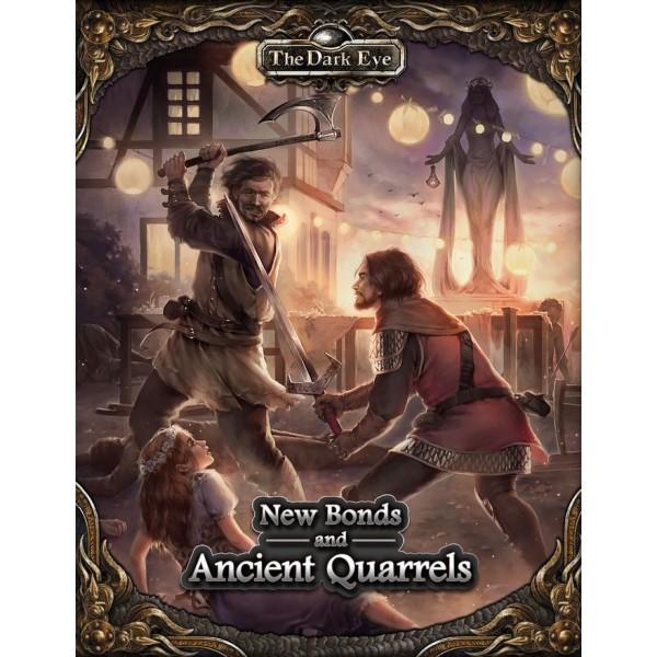The Dark Eye - Fantasy RPG - New Bonds and Ancient Quarrels