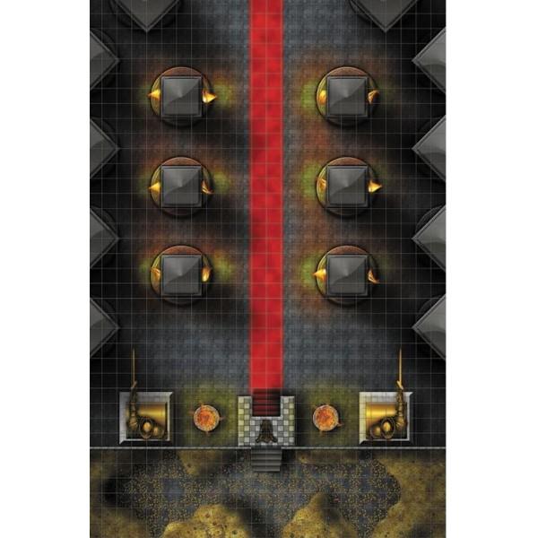 Wizkids Locations - RPG Premium Map - Throne Room